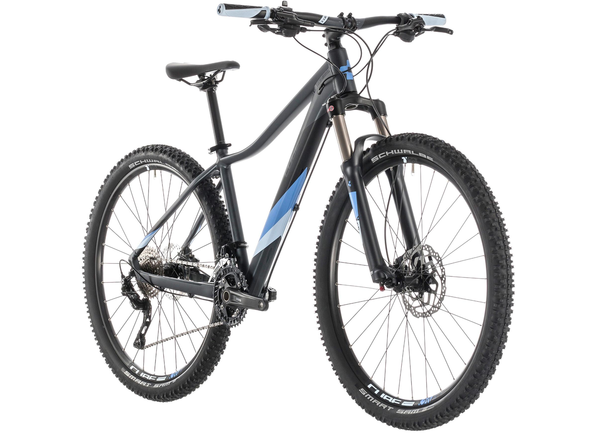 28a023ad312 Cube Access WS Race MTB Hardtail Dame Grå | Gode tilbud hos bikester.no